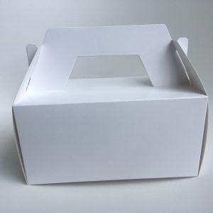 maletin blanco 20x10x10
