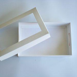 caja base y tapa 25x16x6