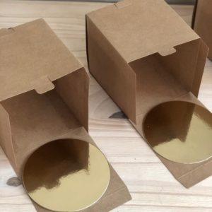 caja 15x15x15 kraft