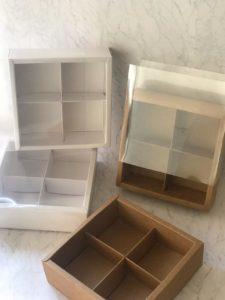 caja 16x16x5