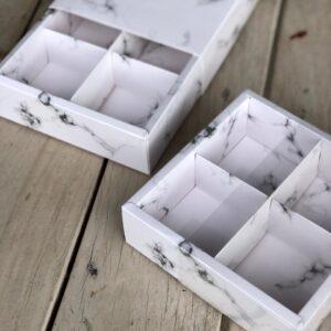 caja marmol acetato