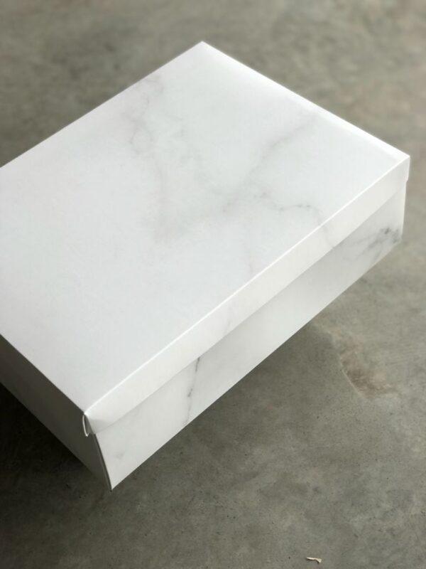 caja mármol